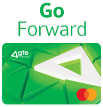Go Forward Credit card image